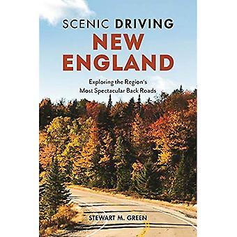 Scenic Driving New England: explorer les routes de retour les plus spectaculaires de la région (conduite pittoresque)