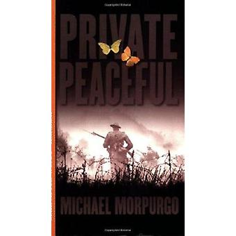 Private Peaceful (After Words) Book