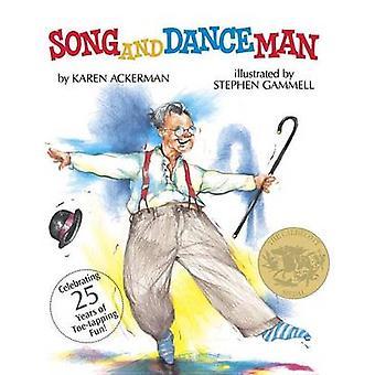Song and Dance Man by Karen Ackerman - 9780679819950 Book