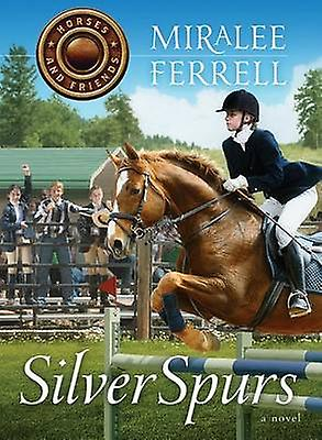 Silver Spurs by Miralee Ferrell - 9780781411134 Book
