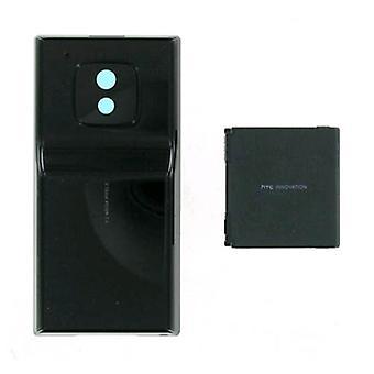 OEM HTC PPC6850 batería extendida y puerta-negro (empaquetado a granel)
