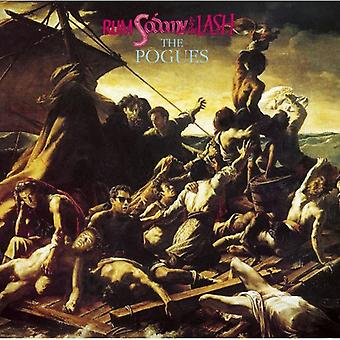 Pogues - Rum Sodomy & the Lash [CD] USA import