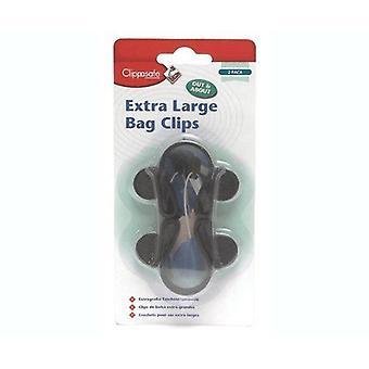 Clippasafe 2 stor bag hefte