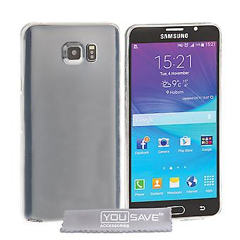 Samsung Galaxy Note 5 Ultra Thin Gel Clear
