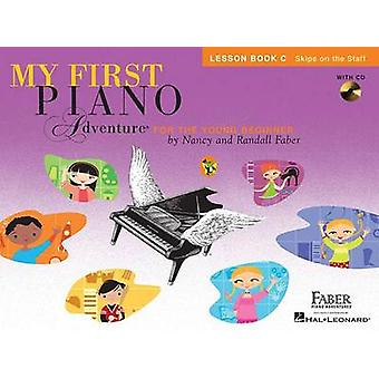 Faber Piano Adventures - My First Piano Adventure - Lesson Book C/CD -