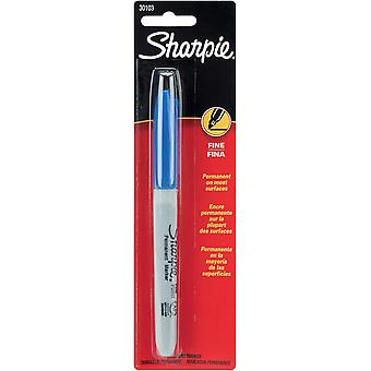 Sharpie Fine Point Permanent marqueurs 1 Pkg bleu 30103