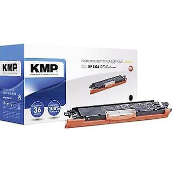 KMP Toner cartridge replaced HP 130A, CF350A Compatible Black