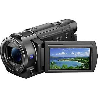 Camcorder Sony FDR-AX33 7.6 cm(3 )10.3 MPix Optical zoom: 10 x Black