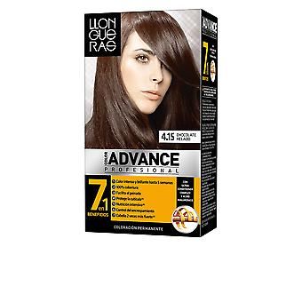 Pelo COLOR ADVANCE color chocolate helado #4,15