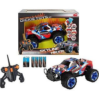 Dickie Toys 201119235 Skyline Hiker 1:16 RC model car for beginners Electric Monster truck RWD