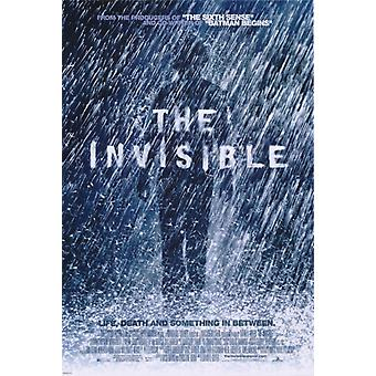 L'affiche du film Invisible (11 x 17)