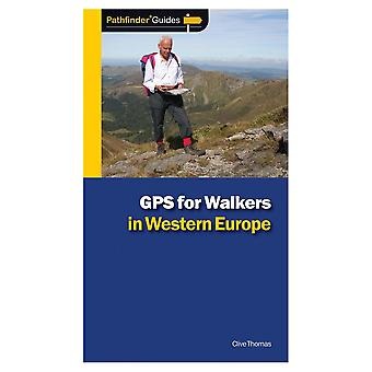 Pathfinder® GPS for Walkers in Western Europe Guide