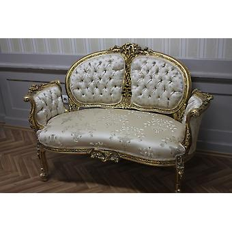 baroque sofa carved antique style MoSoHm249
