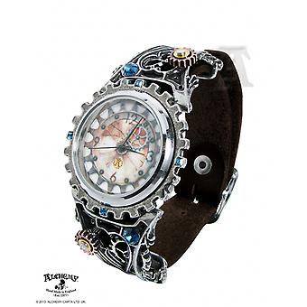 Alchemy Gothic Telford Chronocogulator Timepiece Watch