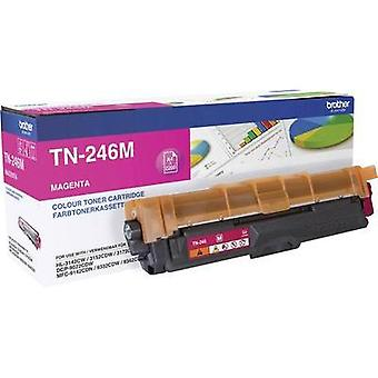 Toner cartridge Original Brother TN-246M Magenta Page yield 2200 pages
