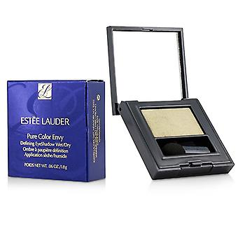 Estee Lauder Pure Color Envy Defining EyeShadow Wet/Dry - # 06 Jaded Moss 1.8g/0.06oz