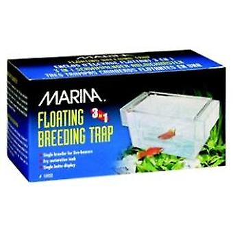 Marina MARINA FLOATING BREEDING TRAP (Fish , Aquarium Accessories , Breeding Crates)