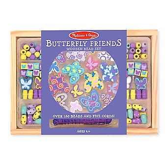 Melissa & Doug Schmetterling Freunde Bead Set Alter 4 + Kinder Craft
