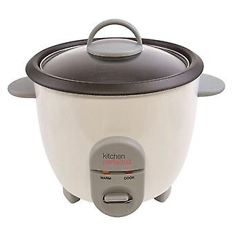 Lloytron Kitchen Perfected Automatic Non Stick Rice Cooker 700 W 1.8 Litre (E3312)