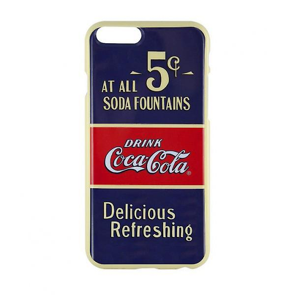 Coca Cola old 5cents V protective case cover for Apple iPhone 6 plus 5.5 sleeve case