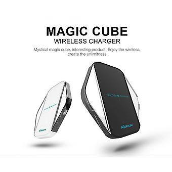 Nillkin magic cube wireless charger charging station Qi standard for all Smartphone black