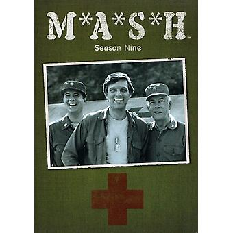 Mash-TV: Season 9 [DVD] USA import