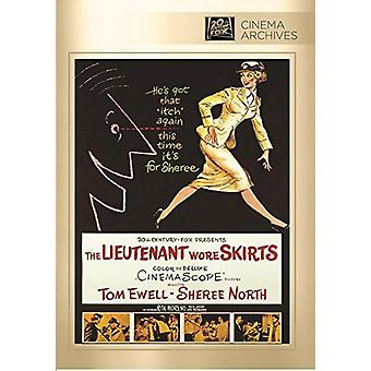 Lieutenant Wore Skirts [DVD] USA import