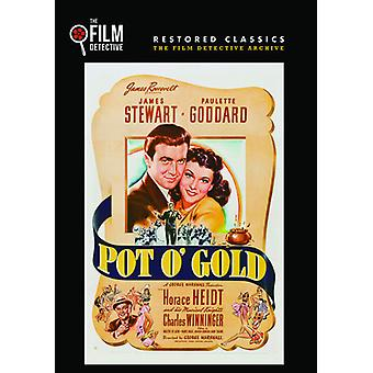 Pot O' Gold [DVD] USA import