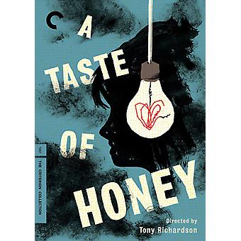 Taste of Honey [DVD] USA import