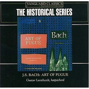 J.S. Bach - J.S. Bach: Kunst af fuga [CD] USA import