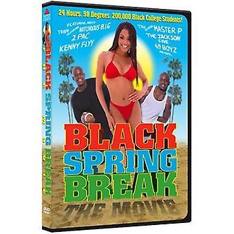 Sort Spring Break [DVD] USA importerer