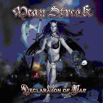 Betyde Streak - erklæring af krigen [CD] USA import