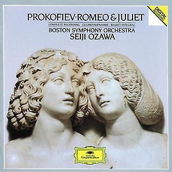 S. Prokofjew - Prokofiev: Romeo & Julia [CD] USA import