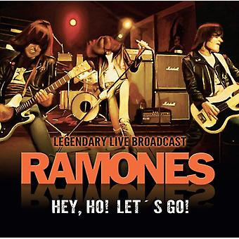 Ramones - Hey Ho Lad os gå [CD] USA import