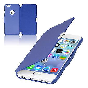 Flip cover sleeve case phone cover Bookstyle for Apple iPhone 6 / 6 s blue