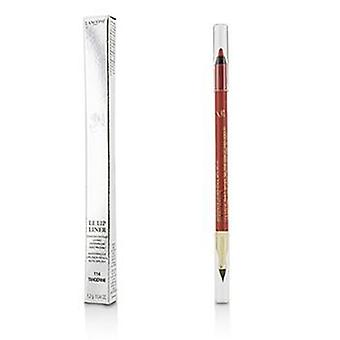 Lancome Le Lip Liner waterdichte Lip potlood en penseel - #114 Tangerine - 1.2g/0.04oz