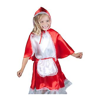 Kinder Kostüme Mädchen Little Red Riding Hood-Kinder