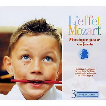 L'Effet Mozart - L'Effet Mozart: Musique hæld Enfants [CD] USA import