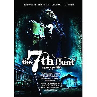 7. jagten [DVD] USA importerer