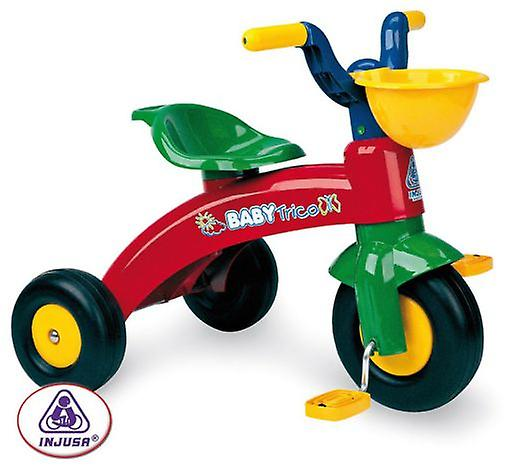 Injusa Baby Trico Trike (Outdoor , On Wheels , Bikes And Tricycles)