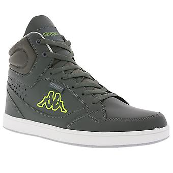 Kappa shoes men's Hi sneaker sneakers forward grey
