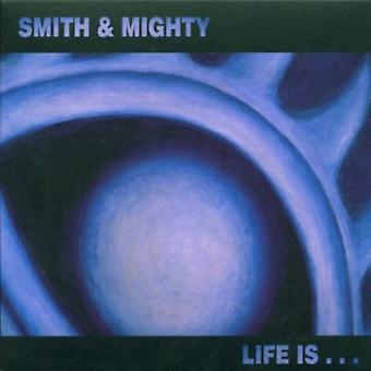 Smith & Mighty - livet er [CD] USA import
