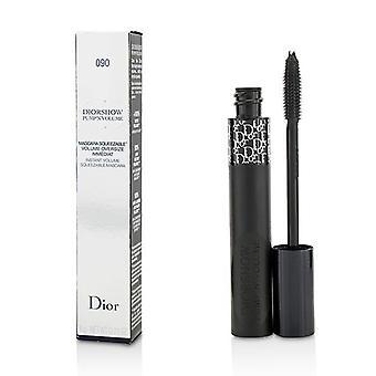 Christian Dior Diorshow Pump N Volume Mascara - # 090 svart Pump - 6g/0.21 oz