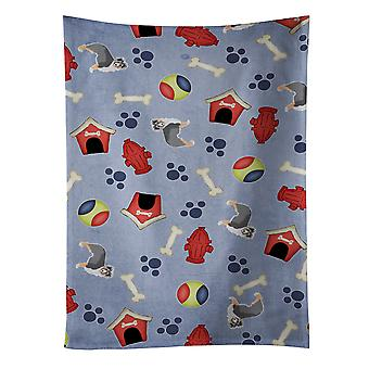 Dog House Collection Australian Shepherd Kitchen Towel