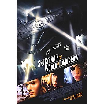Sky Captain and the World of Tomorrow Movie Poster (11 x 17)
