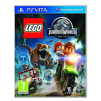 Lego Jurassic World PlayStation Vita Game