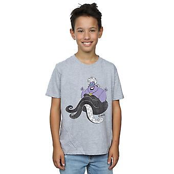Disney Boys The Little Mermaid Classic Ursula T-Shirt
