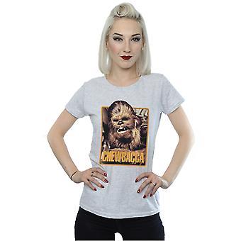 Star Wars Women's Chewbacca Scream T-Shirt