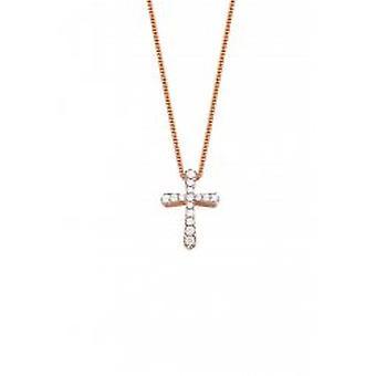 Esprit Belief Glam Rose Damenkette (ESNL92565C420)