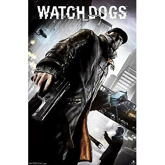 Watch Dogs - Aiden Poster Print